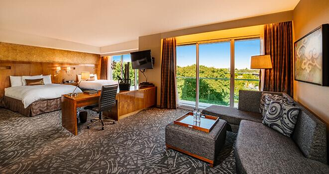 Suite with Two Queen / Double Beds